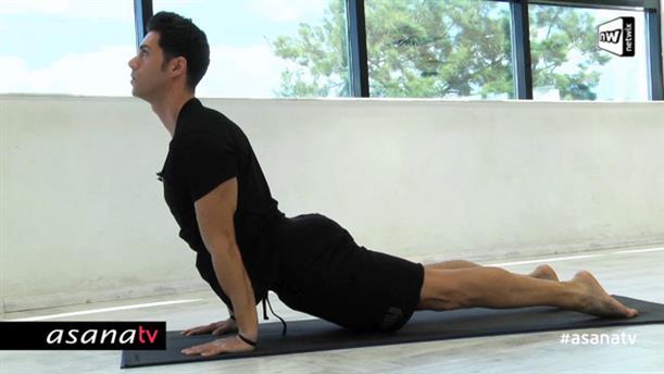 Yoga: Χαιρετισμός στον ήλιο! (Μεσαίο επίπεδο)