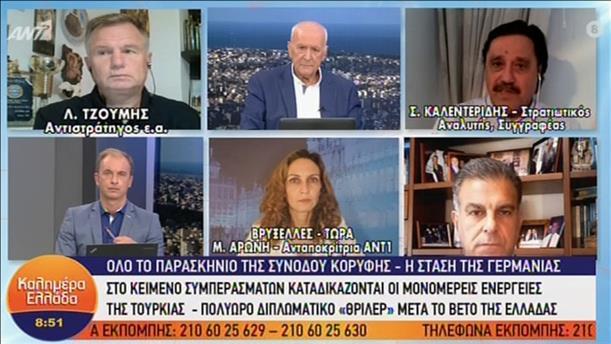 Καταδικάζονται οι μονομερείς ενέργειες της Τουρκίας - Διπλωματικό «θρίλερ» μετά το βέτο της Ελλάδας