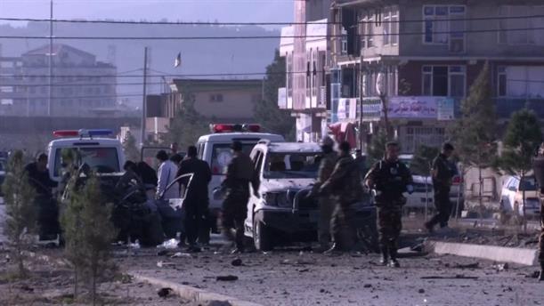 Νεκροί από έκρηξη αυτοκινήτου στο Αφγανιστάν