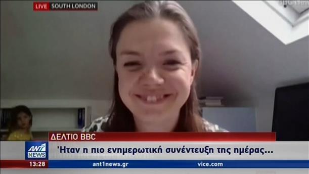Βρετανία: εισβολή παιδιών… στον τηλεοπτικό αέρα συνεντεύξεων