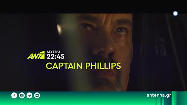 Captain Phillips - Δευτέρα 18/02 στις 22:45