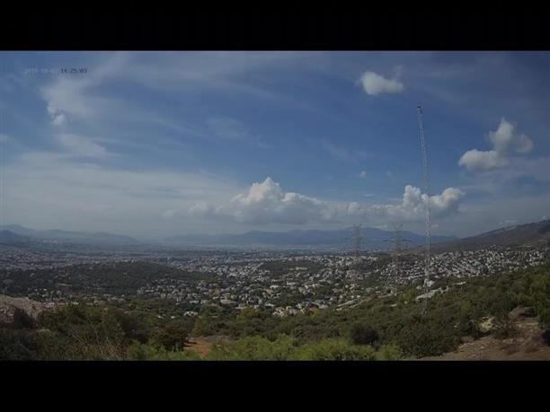 Shelf cloud: το φαινόμενο που εντυπωσίασε την Αττική