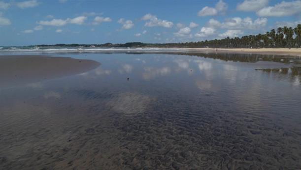 Μεγάλη ποσότητα πετρελαίου στις βραζιλιάνικες ακτές