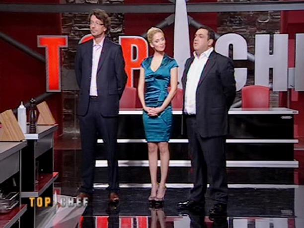 Top Chef 13-01-2011 (Επεισ. 12)