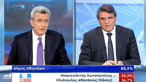Ηχηρό «ράπισμα» του ΣΥΡΙΖΑ – Η ΝΔ κέρδισε 11+1 από τις 13 Περιφέρειες
