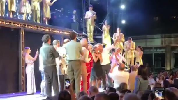 Τα γενέθλια της Δέσποινας Βανδή στο Θέατρο Άλσος