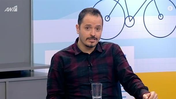 Αλέξανδρος Τσουβέλας – ΠΡΩΙΝΟΙ ΤΥΠΟΙ - 12/10/2019