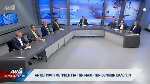 ΕΚΛΟΓΕΣ 2019 -01/07/2019
