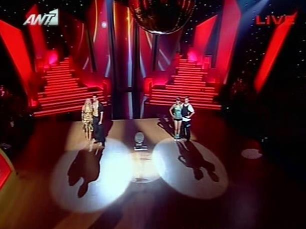 Dancing with the stars - Τελικός / 20-06-2010