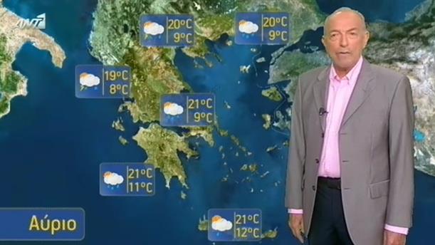 ΔΕΛΤΙΟ ΚΑΙΡΟΥ ΓΙΑ ΑΓΡΟΤΕΣ – 09/04/2016