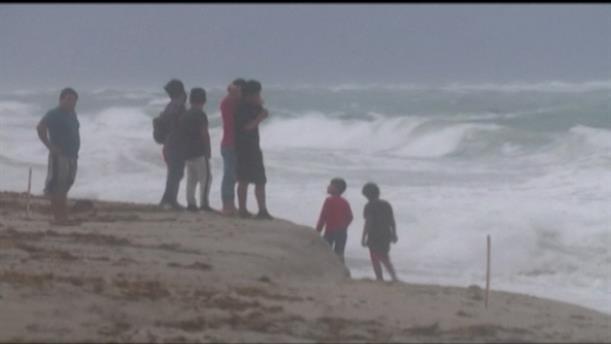 Ζημιές από την τροπική καταιγίδα Ησαΐας στη Φλόριντα
