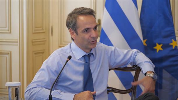 Τηλεδιάσκεψη του Πρωθυπουργού με τους ιδρυτές ελληνικών επιχειρήσεων τεχνολογίας