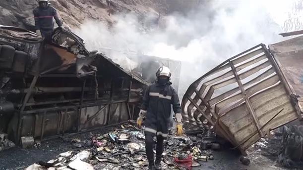Δεκάδες νεκροί σε τροχαίο στο Καμερούν