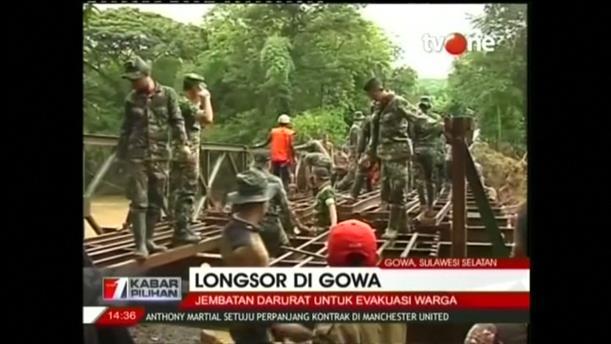 Νεκροί από πλημμύρες στην Ινδονησία