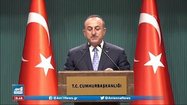 """Τσαβούσογλου: Επίσκεψη στην Ελλάδα με """"βεντάλια"""" τουρκικών διεκδικήσεων"""