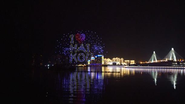 Κίνα: Φανταστικά σχέδια με 1000 drone με αφορμή την γιορτή του φωτός