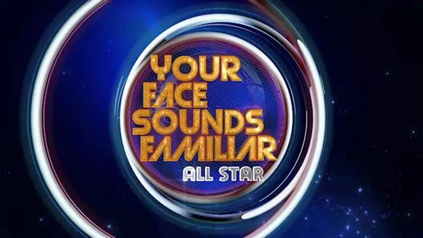 YOUR FACE SOUNDS FAMILIAR – ALL STAR - ΠΡΕΜΙΕΡΑ ΚΥΡΙΑΚΗ 14/02 ΣΤΙΣ 21:00