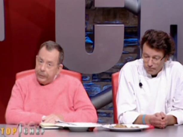 Top Chef 18-11-2010 (Επεισ. 06)