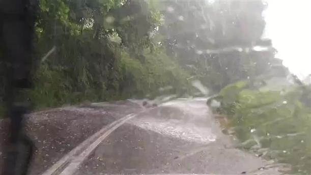 Καταιγίδα στον Πολύγυρο