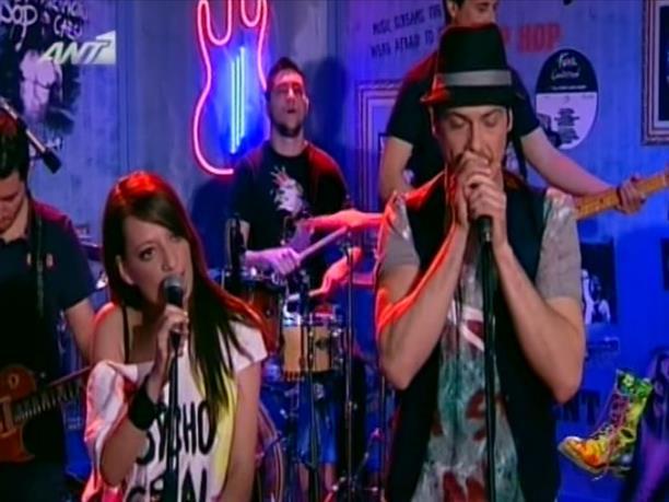 Ράδιο Αρβύλα – Starbeat & Ορέστης Τζιόβας - 02/05/2012