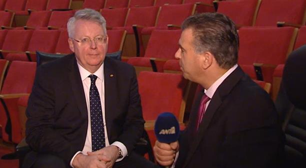 Ο Γενικός Διευθυντής της Deutsche Welle στον Ant1news.gr