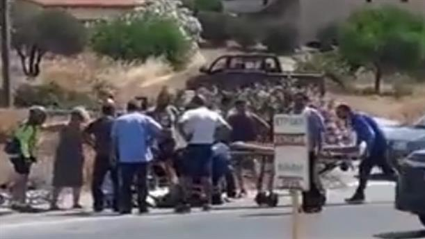 Νεκρή ποδηλάτισσα μετά από σύγκρουση με φορτηγό