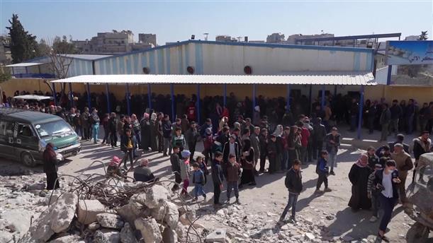 Συρία: θερίζει η πείνα, μετά από δέκα έτη συγκρούσεων