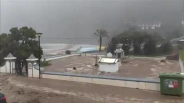 Πλημμύρες στην Πορτογαλία