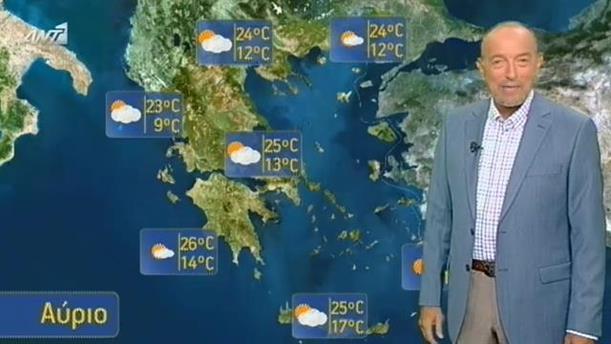 ΔΕΛΤΙΟ ΚΑΙΡΟΥ ΓΙΑ ΑΓΡΟΤΕΣ – 02/10/2015