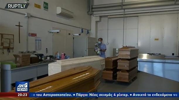 Εκατόμβη νεκρών σε Ισπανία και Ιταλία από τον κορονοϊό