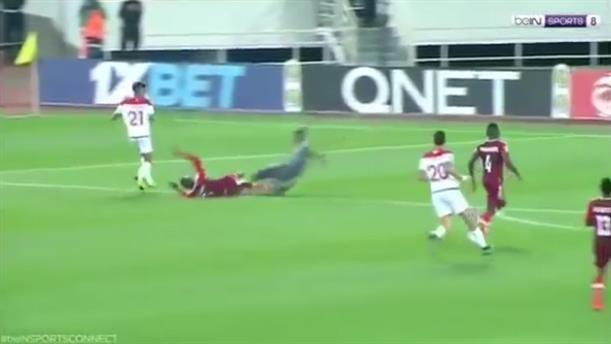Τερματοφύλακας έσπασε και τα δύο πόδια του σε αγώνα