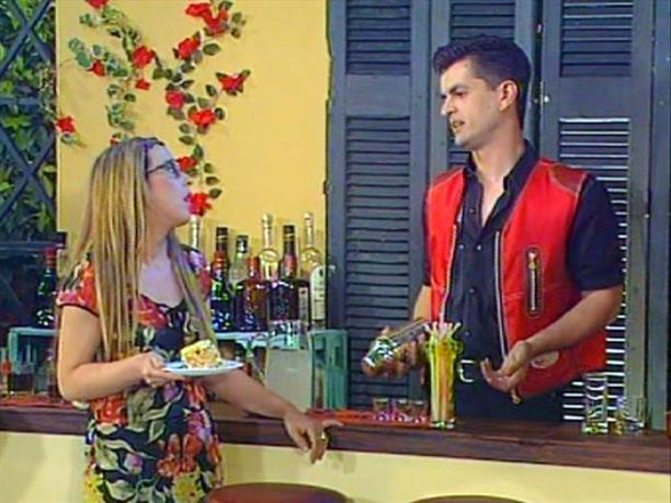 Κωνσταντίνου & Ελένης (Επεισ.32) - Κωνσταντίνου και Ελένης on the rocks
