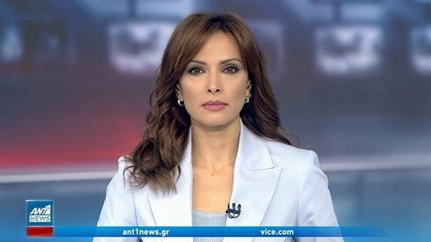ANT1 NEWS 10-03-2021 ΣΤΙΣ 13:00