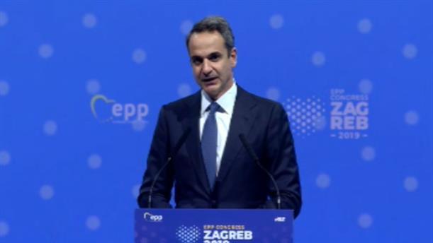 Ομιλία του Πρωθυπουργού στο συνέδριο του ΕΛΚ