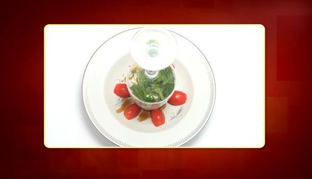 Σαλάτα ζυμαρικών με κοτόπουλο και ρόκα της Ξένιας - Ορεκτικό - Επεισόδιο 53