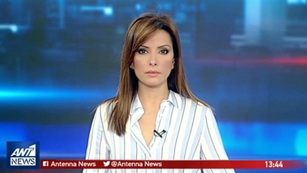 ANT1 NEWS 14-01-2019 ΣΤΙΣ 13:00