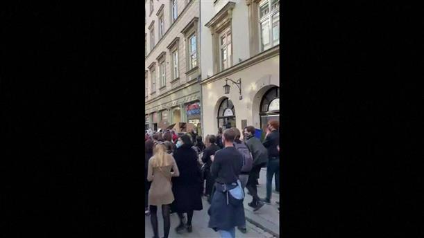 Κρακοβία: χιλιάδες διαδηλωτές υπέρ του δικαιώματος στην άμβλωση