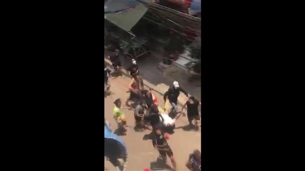 Μιανμάρ: Η πιο αιματηρή μέρα μετά το πραξικόπημα