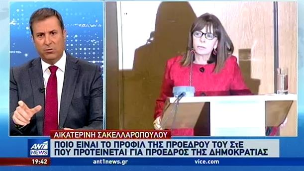 Ποια είναι η Αικατερίνη Σακελλαροπούλου  - Ποια στάση θα κρατήσει ο ΣΥΡΙΖΑ
