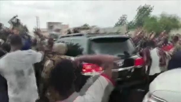 Αντάρτες συνέλαβαν τον Πρόεδρο του Μαλι