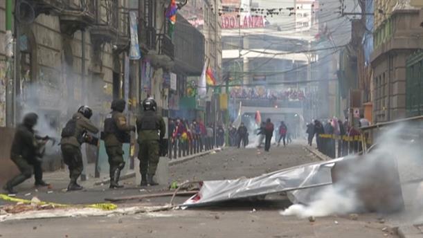 Επεισόδια στη Βολιβία