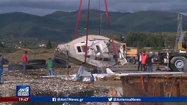 Ολονύχτιο θρίλερ στο Αντίρρριο με τους επιβάτες ιστιοπλοϊκού