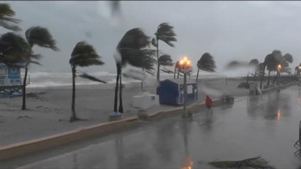 Τροπική καταιγίδα στη Φλόριντα