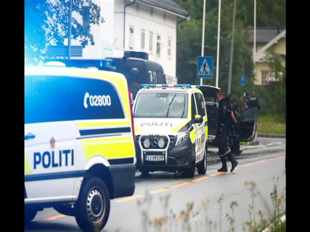 Επίθεση ενόπλου σε τέμενος στο Όσλο