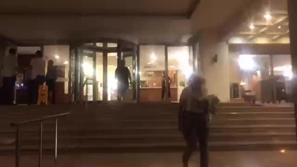 Εκκενώθηκε ξενοδοχείο στα κατεχόμενα