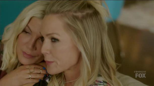 Όταν η Κέλι και η Ντόνα αποχαιρέτισαν τον... Ντίλαν