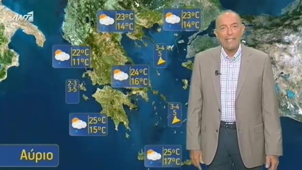 ΔΕΛΤΙΟ ΚΑΙΡΟΥ ΓΙΑ ΑΓΡΟΤΕΣ – 08/10/2015