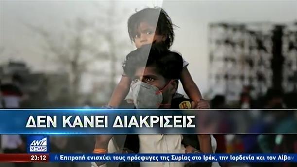 Σοκ στην Ευρώπη από τα παιδιά που σκότωσε ο κορονοϊός