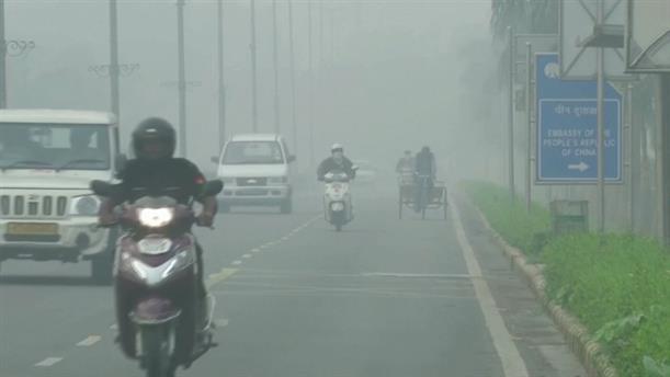 Πνίγεται στη ρύπανση το Νέο Δελχί