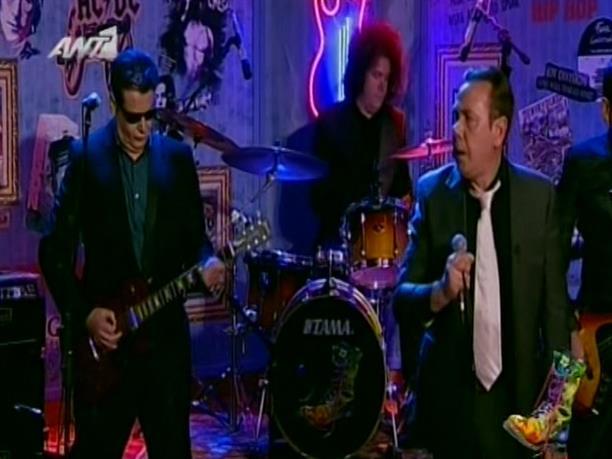 Ράδιο Αρβύλα – The Godfathers - 14/11/2011